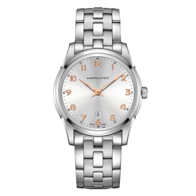 Reloj Hamilton Jazzmaster Thinline Quartz H38511113