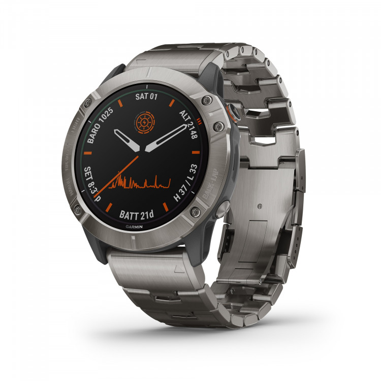 Reloj Garmin fēnix 6X Pro Solar 010-02157-24