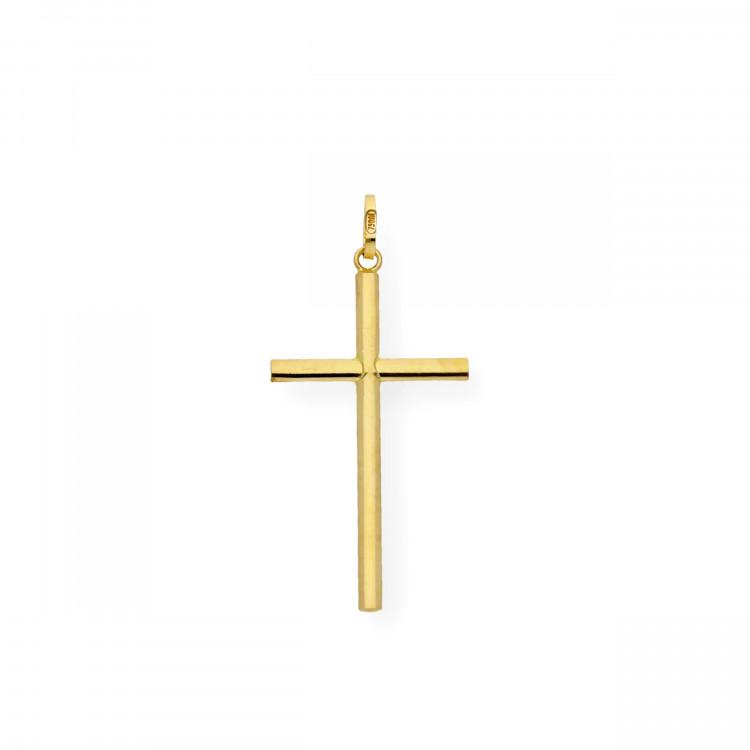 Cruz Primera Comunión de oro