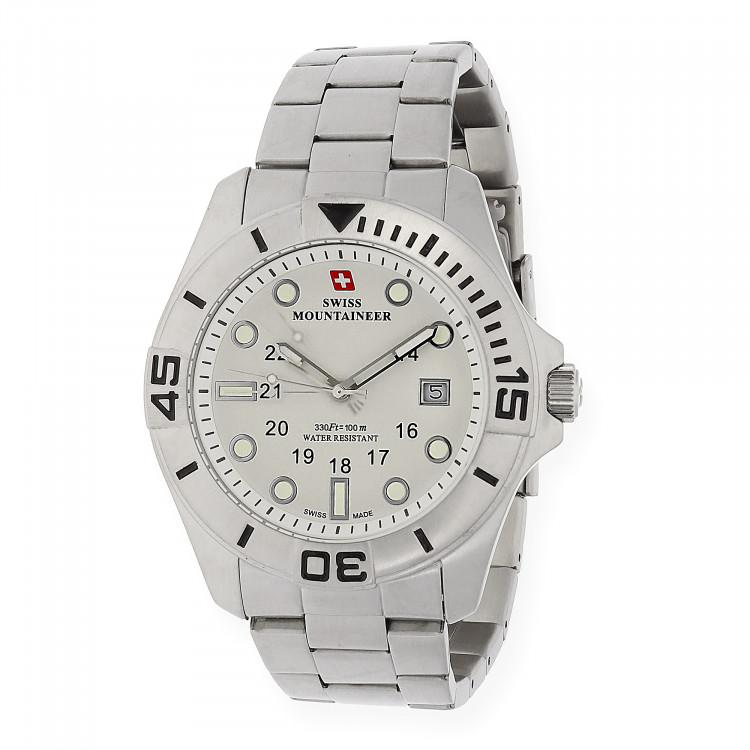 Reloj Swiss Mountaineer SML8020