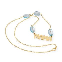 Charm cristal de Murano Color de Elsa