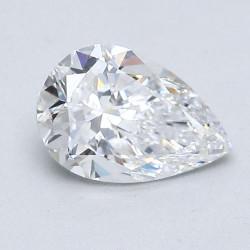 Diamante Certificado Talla Pera H VS2