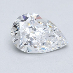 Diamante Certificado Talla Pera G VS2