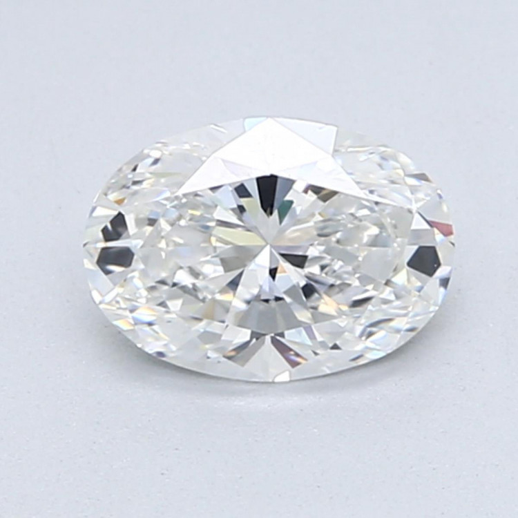 Diamante Certificado Talla Oval de 0,40 Quilates G VS2