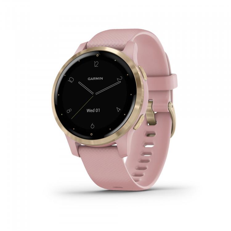 Reloj Garmin Vívoactive 4s Rosa 010-02172-32